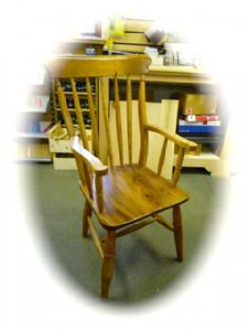 Windsor & Welsh Stick Chairs